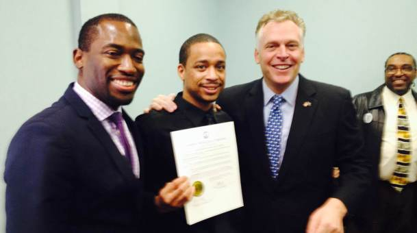 Virginia Organizing Leaders Respond to Governor's Action on Restoration of Rights