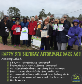 Five-Year Plans: Celebrating the Affordable Care Act and Looking Forward