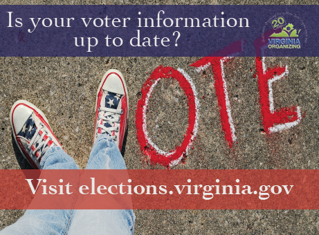 Governor McAuliffe Announces New Voter Registration Innovation