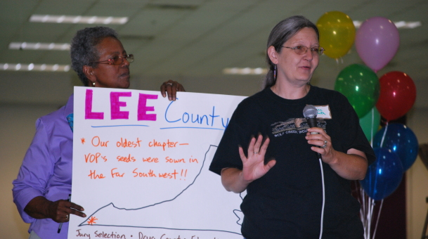 Building Power, Changing Lives: The Story of Virginia Organizing Introduction