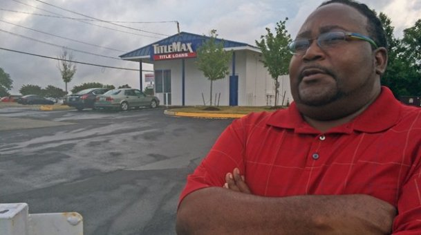 Inside The Fast-Cash World Of Virginia Car-Title Lenders