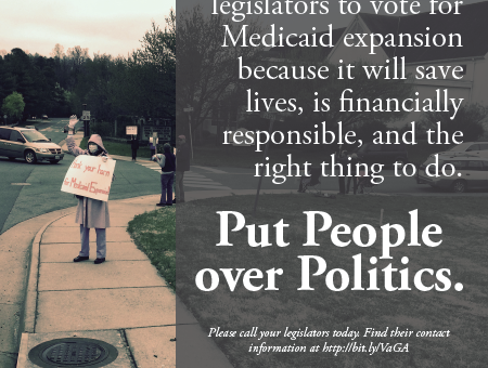 Put People Over Politics