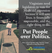 Speak Out for Virginia
