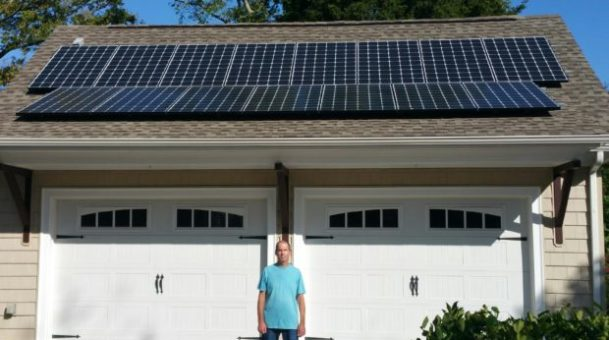 One by One, Virginia Organizing Connects People to Solar