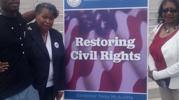 Updated Restoration of Civil Rights Process Announced