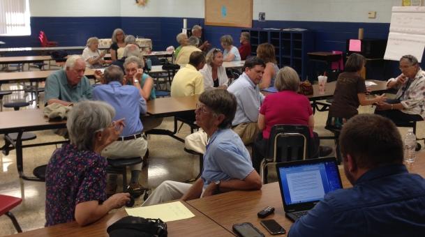 Groups Meet to Discuss Economic Future of Washington County and Abingdon