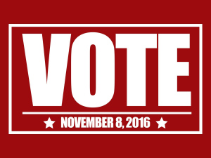 Time to Get Out the Vote for November 8