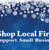 Shop Local First.