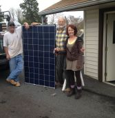 Group Goes Solar to 'Lead by Example'