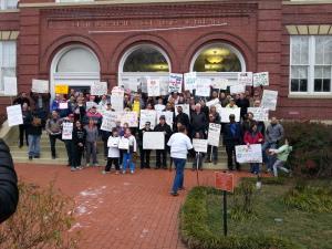 Fxbg ACA Rally 2.11.17