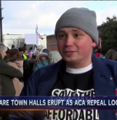 Virginia Organizing Appears on NBC Nightly News