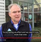 Sen. Tim Kaine's Greeting to Grassroots Gathering 2017