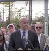 Sen. Booker Announces Landmark Environmental Justice Bill