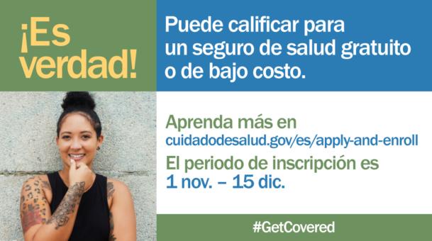 Healthcare.gov Enrollment Opens November 1, 2017