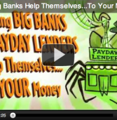 VIDEO: Bank of America's Trick or Treat Predatory Lending Scheme