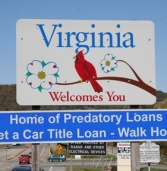 Are Predatory Lenders Trying to Change Virginia's Tourism Slogan?